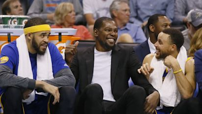 KD on track to return during regular season