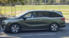 Detroit Auto Show: Honda Looks to Gain Ground with Its New High-Tech 2018 Odyssey