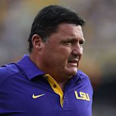 6 things to know about Ed Orgeron, LSU's new head coach (for now)