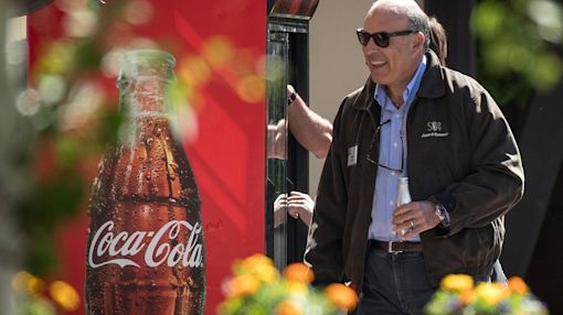 Coca-Cola beats on earnings, but cuts revenue forecast