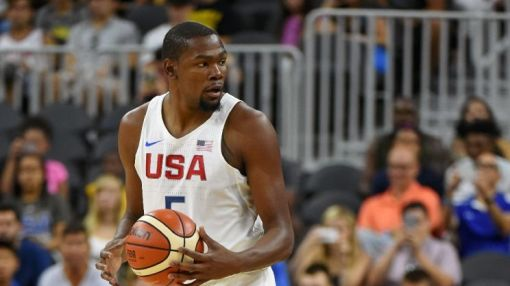 Kevin Durant's Oklahoma City restaurant is rebranding