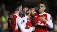 Arsenal huffs and puffs and finally blows over fifth-tier Sutton United in FA Cup fifth round