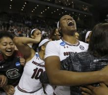 South Carolina becomes 10th school to send men's and women's teams to Final Four in same year