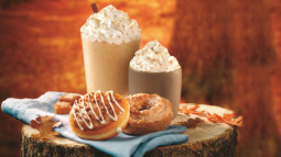 Fall in Love with Seasonal Flavors at Krispy Kreme Doughnuts