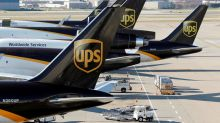 UPS first-quarter profit tops estimates as revenue rises