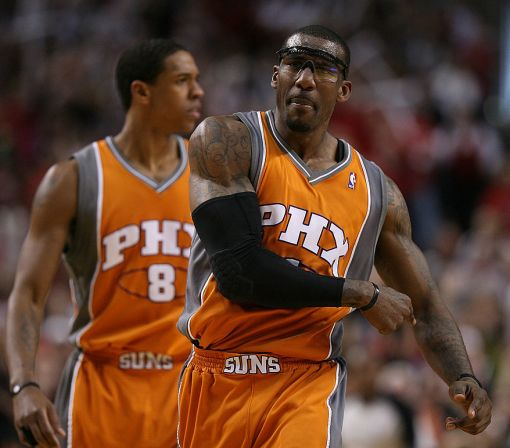 Why Amar'e Stoudemire retired with the Knicks and not the Suns