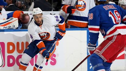 Watch live: Islanders at Rangers