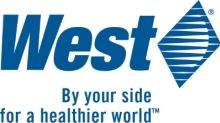 West Announces First-Quarter 2017 Results