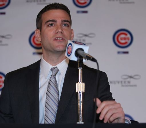 Cubs sign team president Theo Epstein to five-year extension
