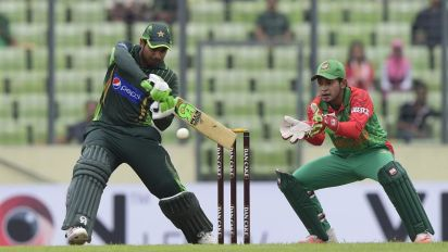 Haris Sohail replaces Umar Akmal in Pakistan's Champions Trophy squad