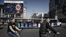 Chinese Bike Wars Drive Didi, Tencent Into Rival Camps