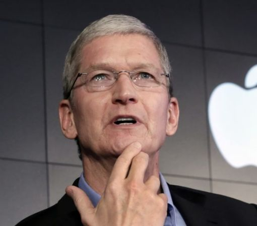 Tim Cook's five-year run as Apple's CEO