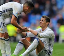 LaLiga: Zidane defends dropping Ronaldo after winger fails to score