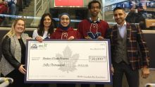 MLSE Foundation Awards $50,000 Toronto Maple Leafs Community Action Grant Presented by Just Energy Foundation to Hockey 4 Youth