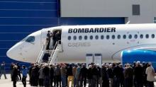 Bombardier delivers first CS300 passenger jet