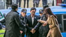 Samsung Heir's New Office Is in Prison Housing a Serial Killer