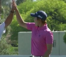 WATCH: Amateur makes ace at ANA Inspiration, first in tournament history
