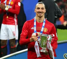 Zlatan Ibrahimovic talks lions, his children and his contract after leading Manchester United to EFL Cup glory