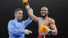 From homelessness to boxing's biggest stage, Julian Williams continues to persevere