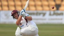 Richard Levi hospitalised after receiving heavy blow to the head whilst batting