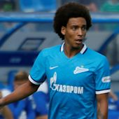 Zenit coach confirms Juventus in talks over Witsel move
