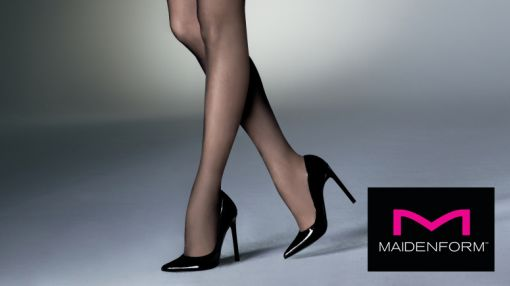 CORRECTING and REPLACING Hanes Hosiery and Maidenform Shapewear and Hosiery Kick Off Fall Season at College Fashion Week