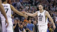 Rudy Gobert returns to Jazz, Gordon Hayward exits early with food poisoning