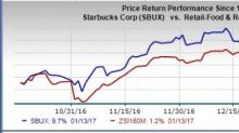 5 Reasons to Add Starbucks to Your Portfolio Right Now