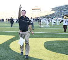 Denver airport patrons will be greeted by Mike MacIntyre's voice
