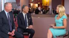 Starbucks' Schultz and Johnson tell us about the challenges facing the company