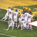 South Dakota State scores touchdown on fantastic trick play where they hide the runner with the ball