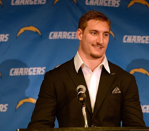 The Chargers want you to think they're the good guys in the Joey Bosa standoff