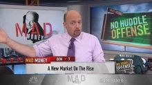Cramer says Europe might be a better place to invest than...