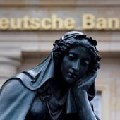 Deutsche Bank admits 'perception issue' as shares slide