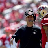 Jim Harbaugh apologized for saying he doesn't agree with 'motivation' behind Colin Kaepernick's protest