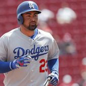 Gonzalez hits 3 of Dodgers' 7 homers for 18-9 win over Reds