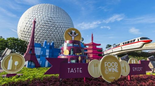 Disney World Hopes to Food & Wine a Turnaround