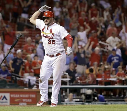 Matt Adams ends 16-inning marathon with homer, ferocious bat flip