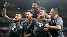 Bayern Munich puts another five past Arsenal to win Champions League bout by double digits, 10-2