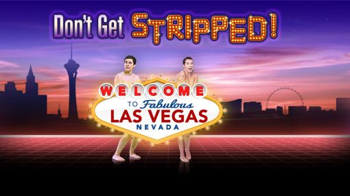 Going to Vegas?  Get 20% off Your Hotel Room