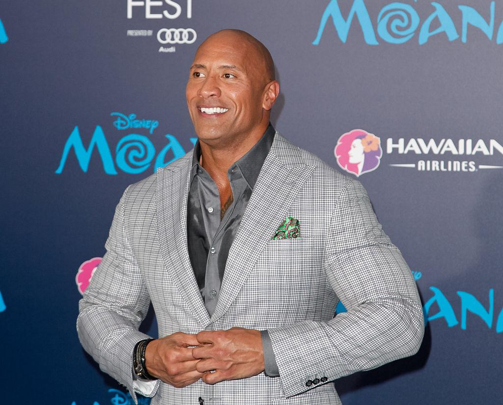 Dwayne Johnson just did some NSFW Disney impressions and we cannot stop watching it