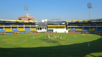 India vs Australia 2017: Indore wicket will be a belter and assist spin, says curator