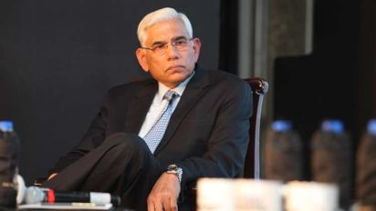 CoA chief Vinod Rai gives BCCI ultimatum over implementation of Lodha Committee's recommendations