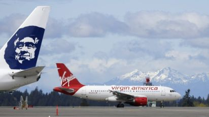 Alaska Airlines will phase out Virgin America brand
