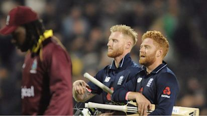 Ton-up Bairstow leaves WI facing World Cup qualifiers
