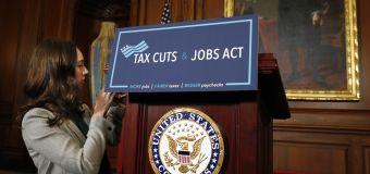 Trump tax-cut winners: the shareholder class