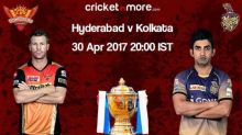 IPL: Rampaging KKR hot favourites against Hyderabad