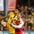 Sutton manager Paul Doswell blasts 'idiots' who tarnished FA Cup tie with Arsenal